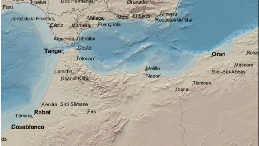 La provincia de Alicante sufre dos terremotos esta mañana