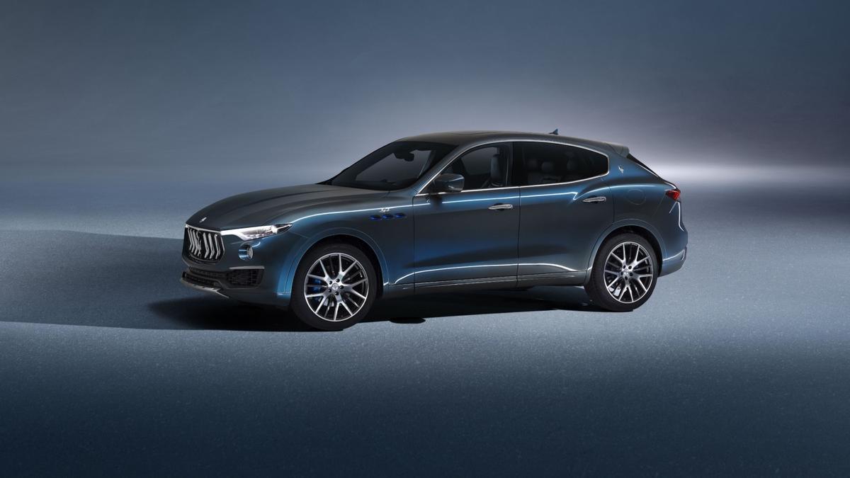 Nuevo Maserati Levante Hybrid, un SUV con 330 cv y Etiqueta ECO
