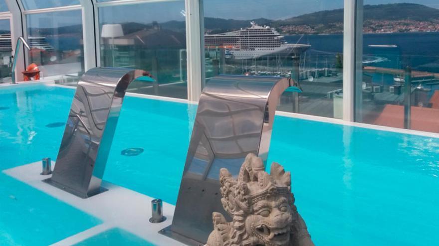 La piscina con mejores vistas de Vigo, entre las mejores de España