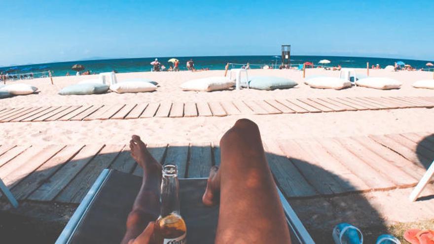 Siete trucos para adelgazar en vacaciones
