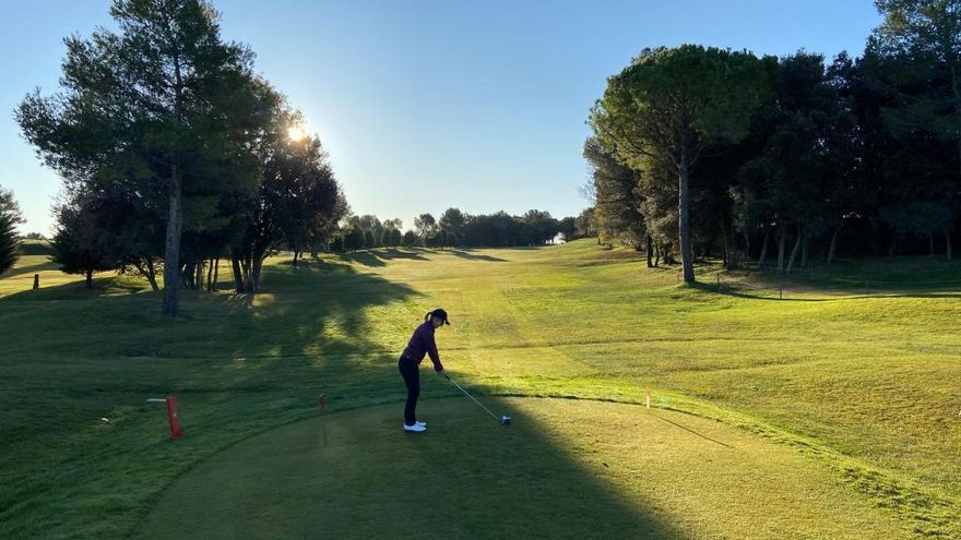 Ignasi Margall guanya el torneig TorreMirona Golf