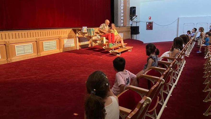 Música en directo y juegos para niños, incentivos al comercio