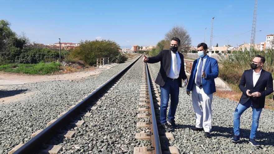 Alcantarilla votará la semana que viene el soterramiento ferroviario