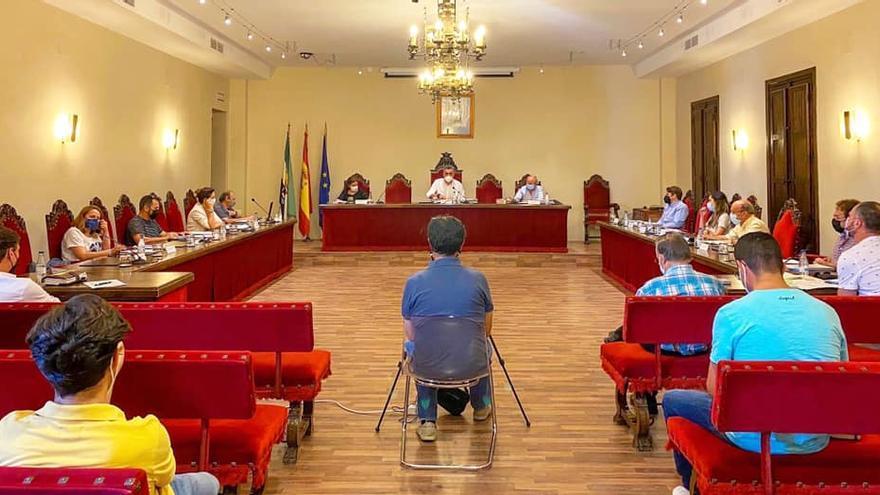 El pleno municipal de Coria aprueba 15,2 millones de euros de presupuesto