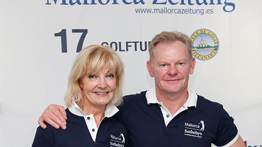 Erfolgreich: das 17. Golfturnier der Mallorca Zeitung