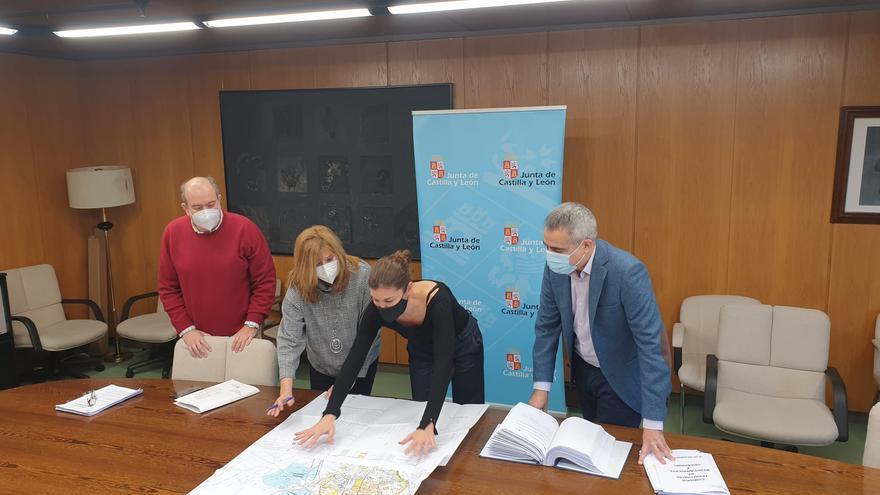 La Junta invierte 1,5 millones de euros en la mejora de carreteras de Zamora