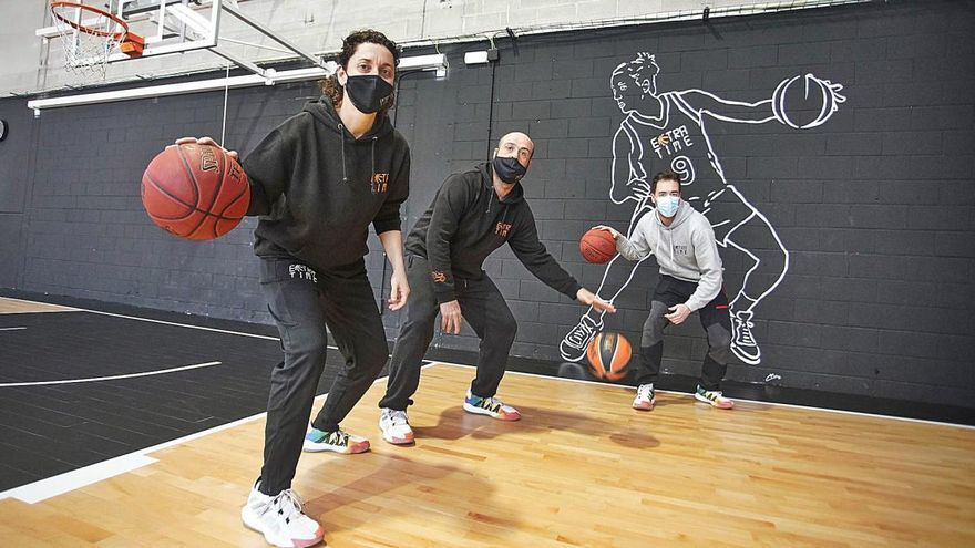 Punt de trobada per a «malalts» del bàsquet
