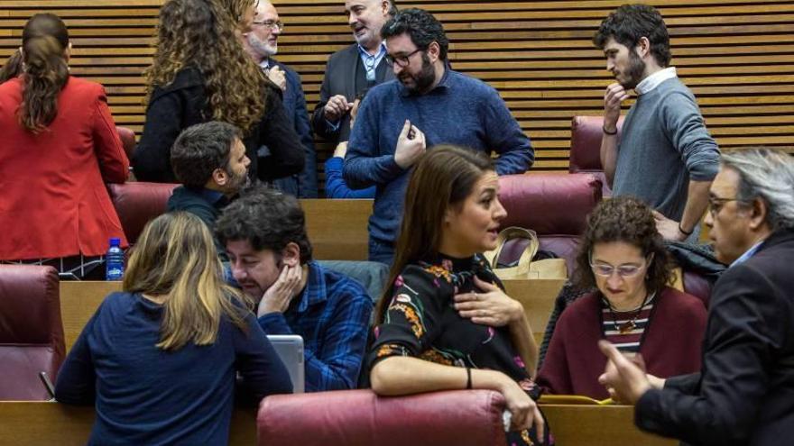 PSPV, Compromís y Podem aprueban los terceros Presupuestos del Botànic