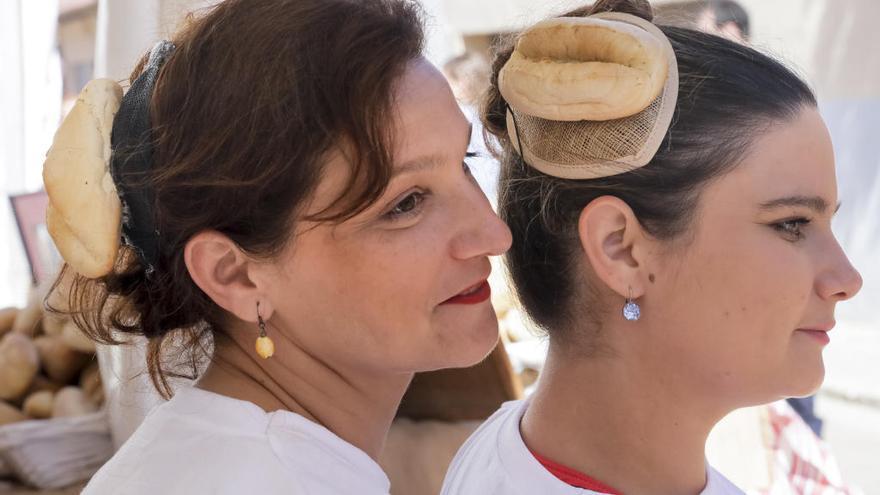 Kreative Brötchen: Es Pil·larí feiert Llonguet-Messe