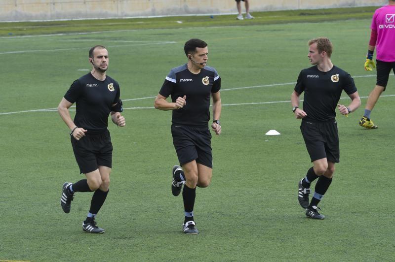 2ª División B Grupo IV-Grupo D: UD Tamaraceite-Córdoba CF