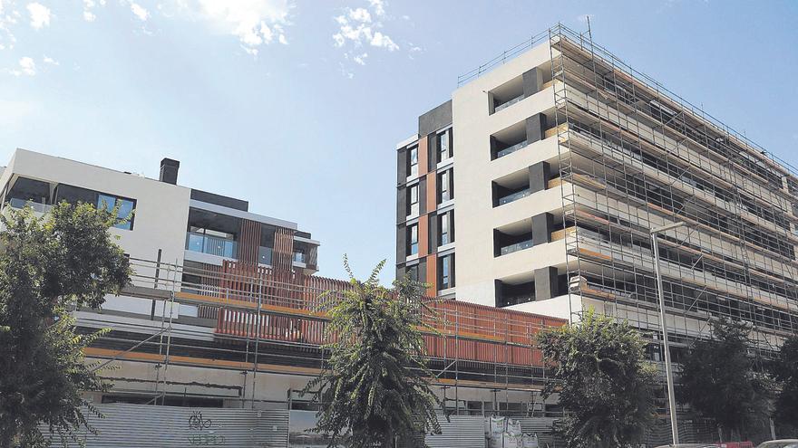 Los proyectos de nuevas viviendas en Mallorca ya superan los de 2019
