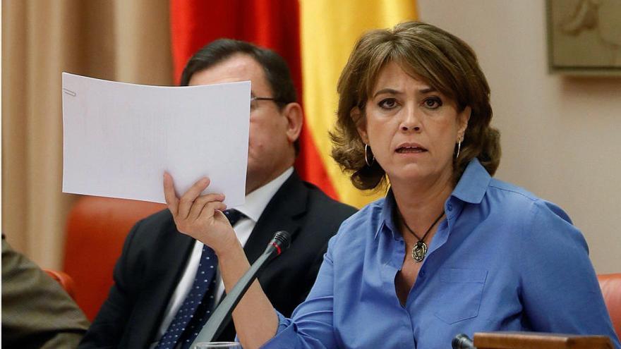 Abogados de Baleares piden la dimisión de la ministra de Justicia