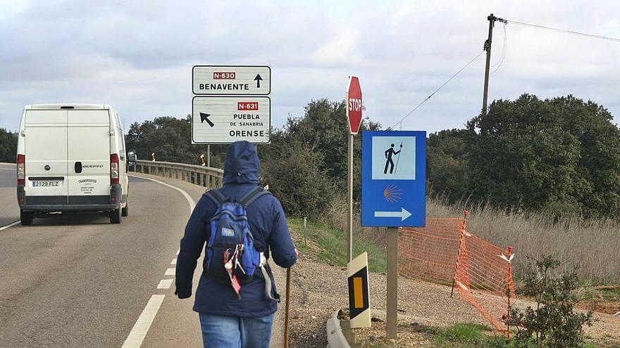 La asociación de los caminos de Santiago alerta sobre el mal futuro de las rutas en Zamora