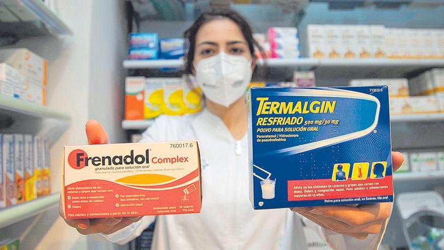 Las farmacias confirman la ausencia de gripe en Baleares: «No se vende ni un jarabe»