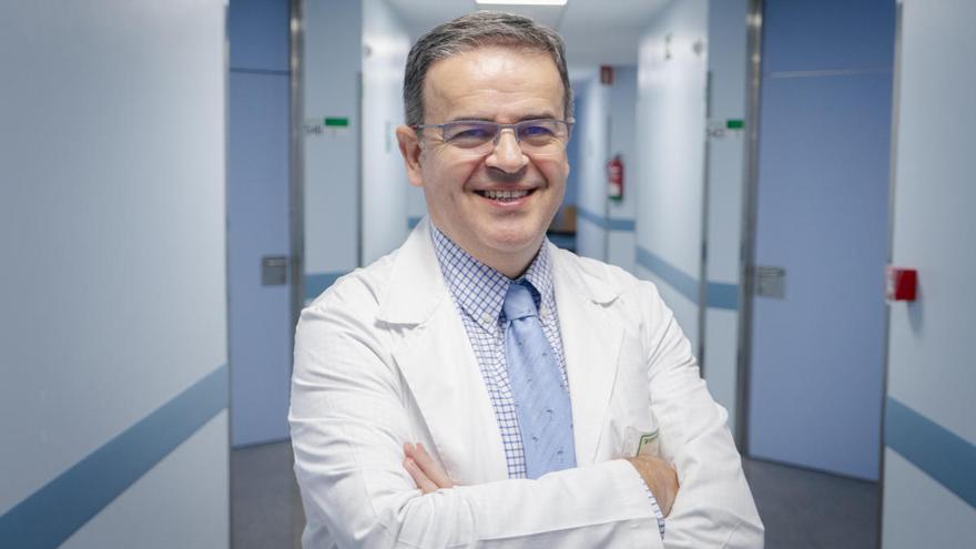"""Rafael Cabadas: """"La vigilancia estrecha debe seguir, no se puede escapar un positivo"""""""