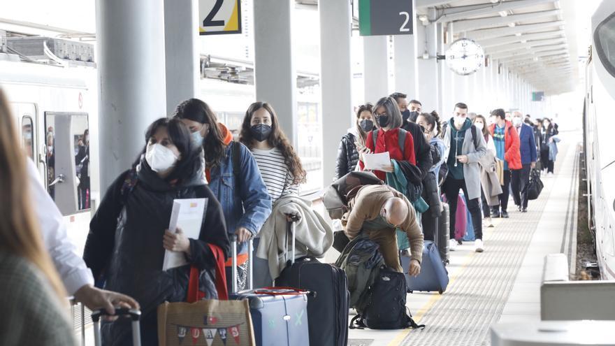 Salud detecta 26 positivos por coronavirus entre los que regresaron a Asturias por Semana Santa