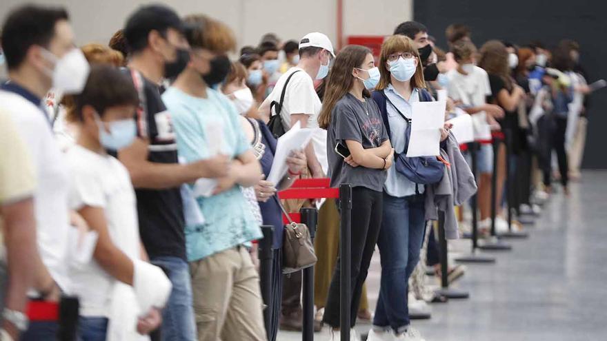 Galicia abre un nuevo plazo de autocita para 55.000 personas todavía sin vacunar