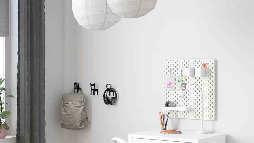 El mueble de Ikea que se convierte en escritorio