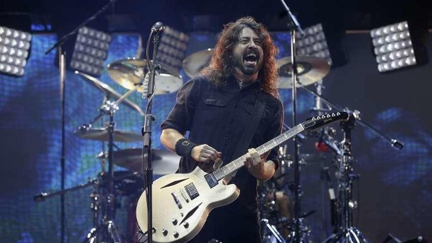 Foo Fighters desatan la tormenta eléctrica perfecta en el Mad Cool