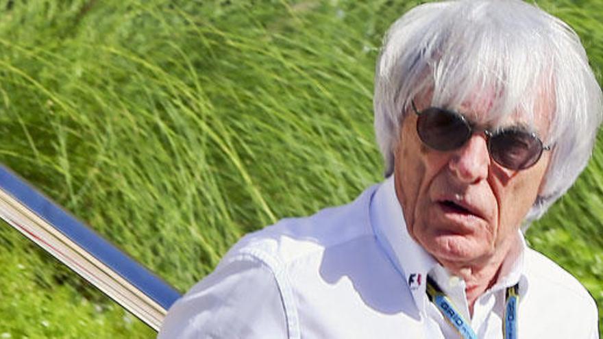 """Ecclestone: """"La propiedad de la F1 cambiará de manos este año"""""""