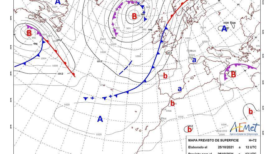 La previsión de lluvia pone en riesgo la Magna