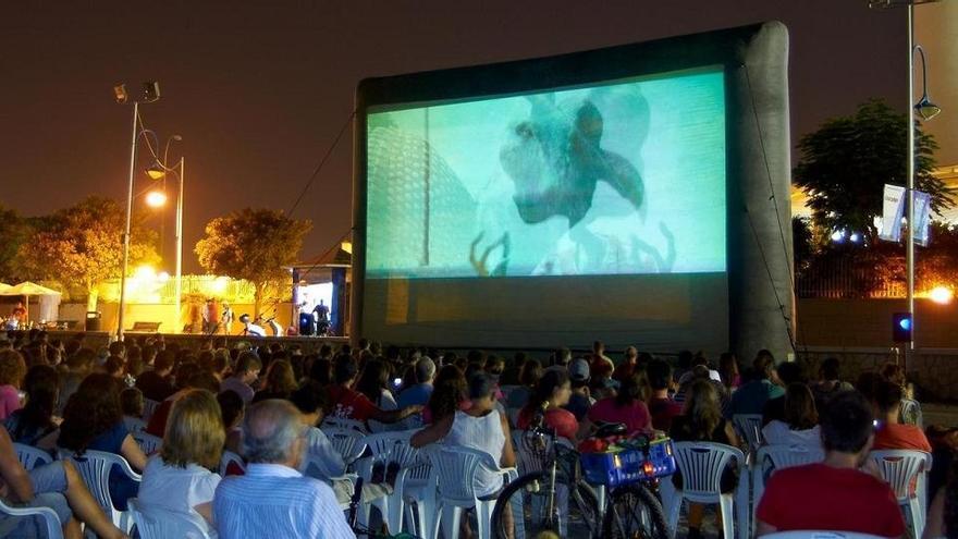 Programación Del Cine De Verano De Málaga De 2020