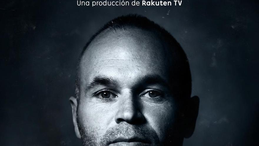 Llega en primavera la serie sobre Andrés Iniesta