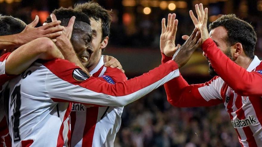 El Athletic firma una sufrida remontada frente al Hertha