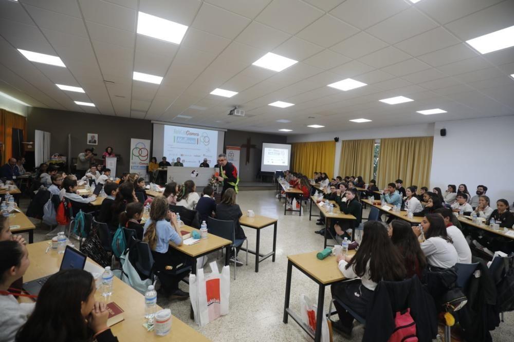 Una veintena de colegios participan en la Olimpiada de la Religión