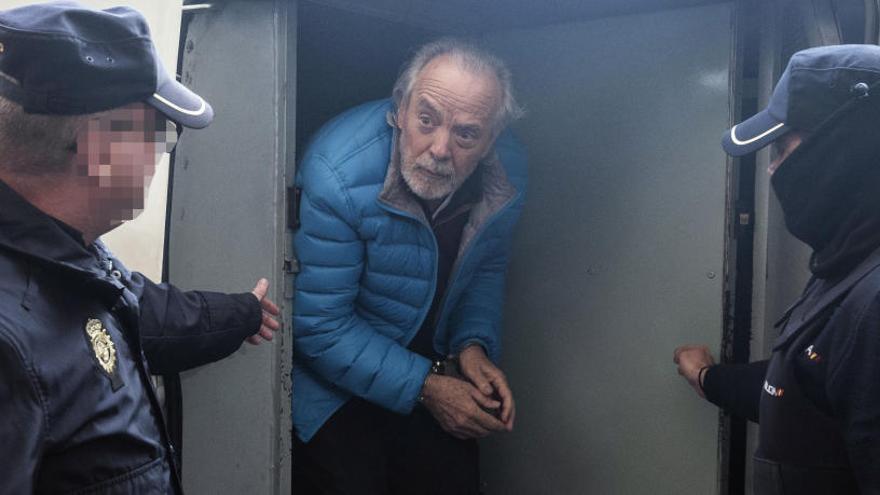 Tolo Cursach, a prisión por homicidio y otros quince delitos