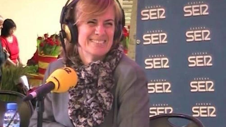 Gemma Nierga s'acomiada i deixa clar el seu malestar amb la Cadena SER