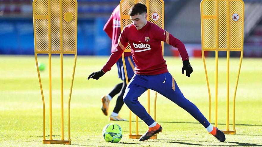 A tancar l'any sense Messi i contra un rival necessitat