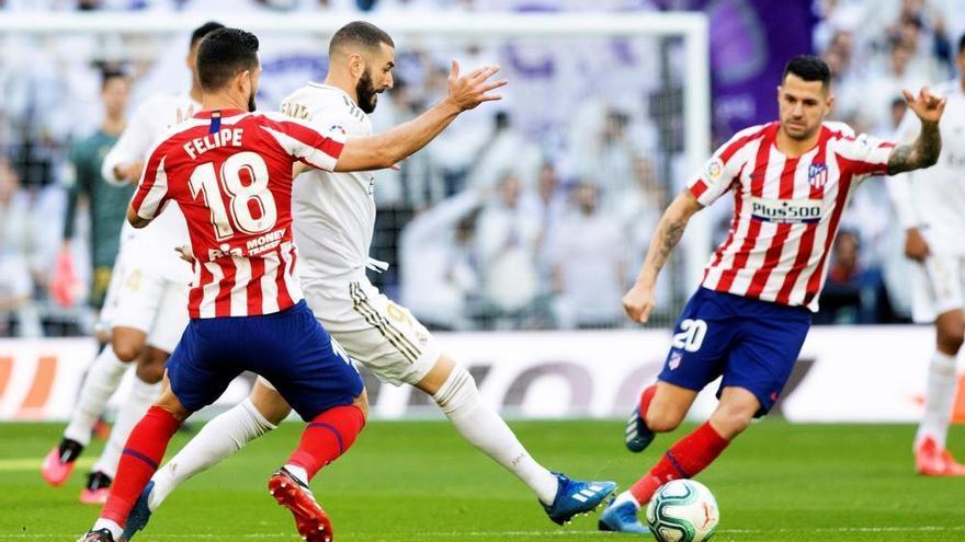 LaLiga Santander: Real Madrid - Atlético