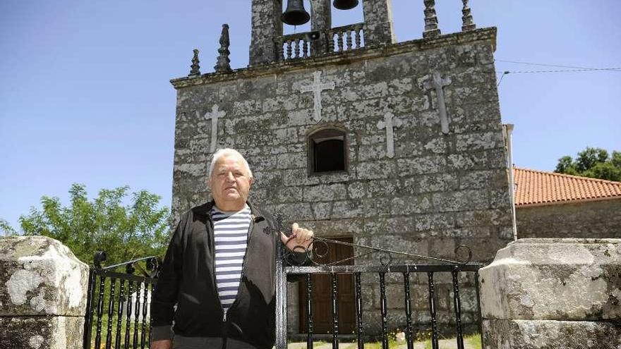 """José Antonio García Otero: """"Os Ancares fueron para mí una auténtica universidad natural"""""""