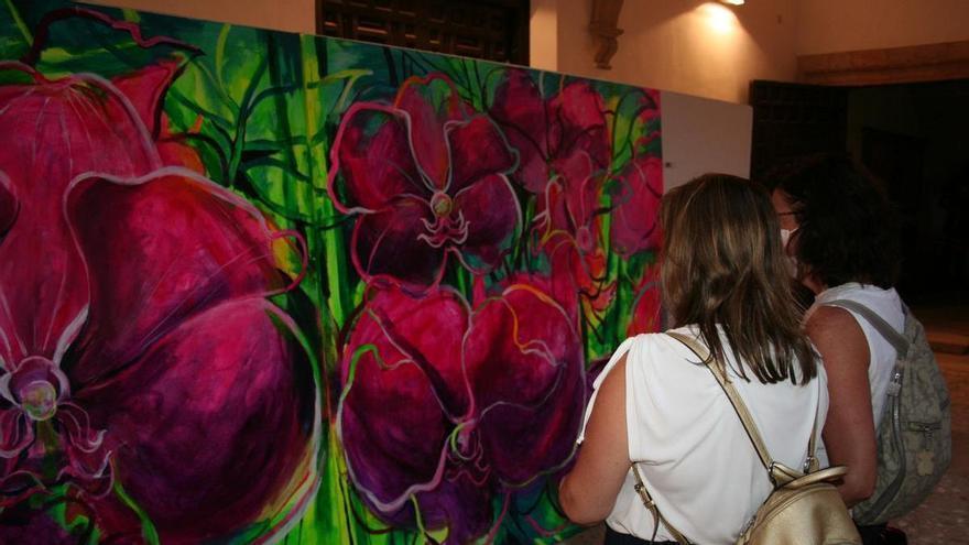 Los Muher llevan la pasión blanca de Lorca al lienzo