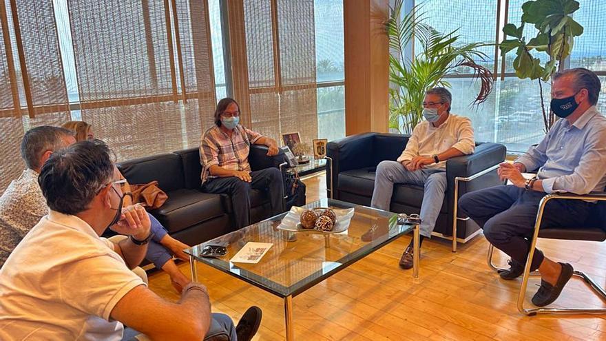 La Diputación de Málaga recuperará la Unidad de Arqueología