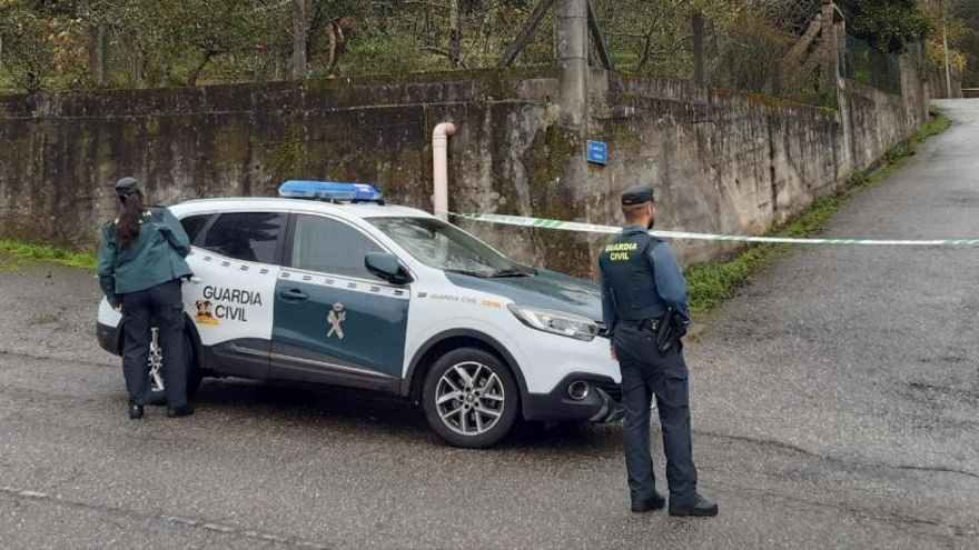 Investigan si los homicidas usaron el coche de la víctima de Mos para arrollarle cuando huía