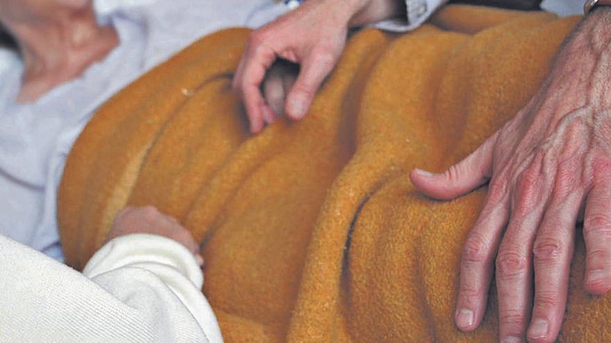 Cuidados paliativos: Morir en casa
