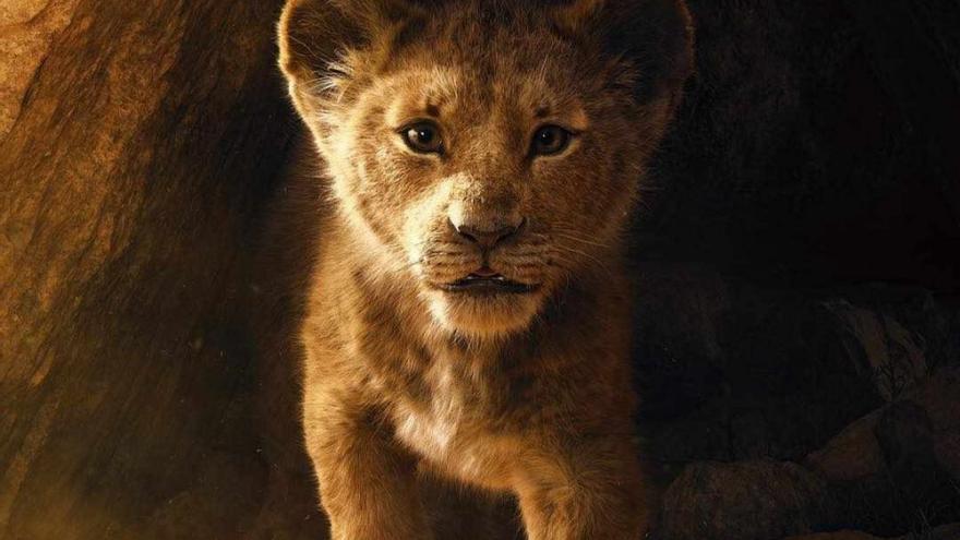 Cine Infantil – «El rey León»