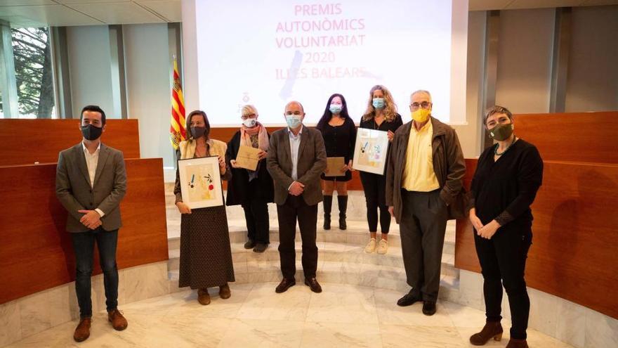 Medallas de Oro y Premios al Mérito Ciudadano en Ibiza