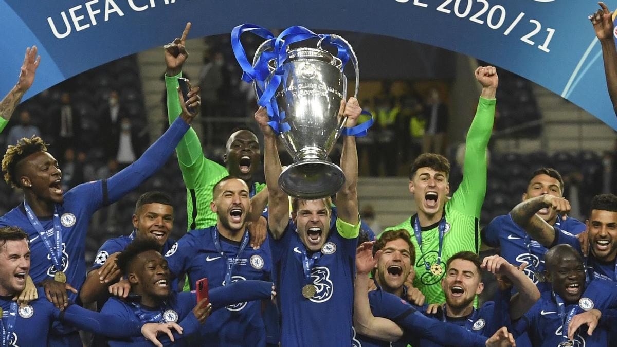 El Chelsea conquista su segunda Champions tras vencer al Manchester City.