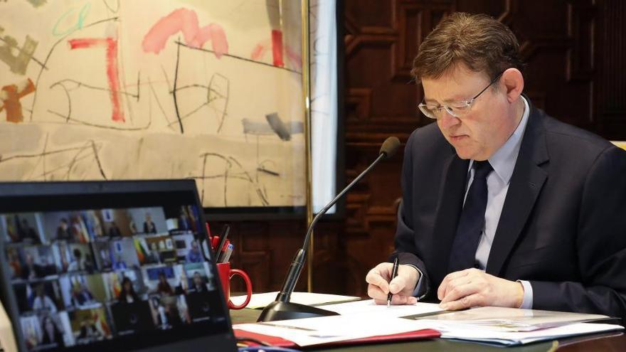 El Consell pedirá al Gobierno un trato diferenciado más allá de la provincia