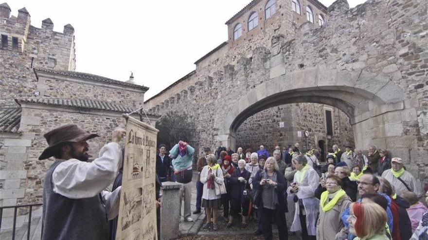 Extremadura supera los 559.000 turistas y el millón de pernoctaciones durante el verano
