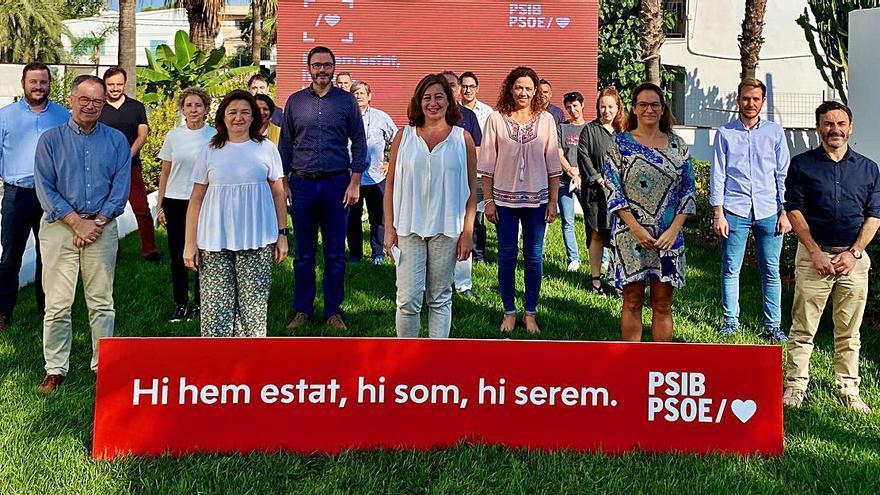 El PSIB defenderá el reto demográfico en el 40 congreso socialista
