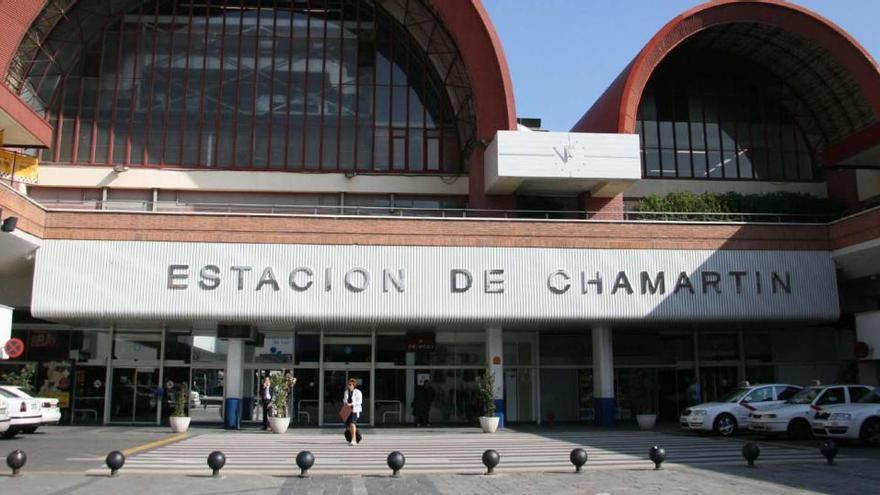 Los viajeros que salen de Madrid por tren caen a niveles del estado de alarma