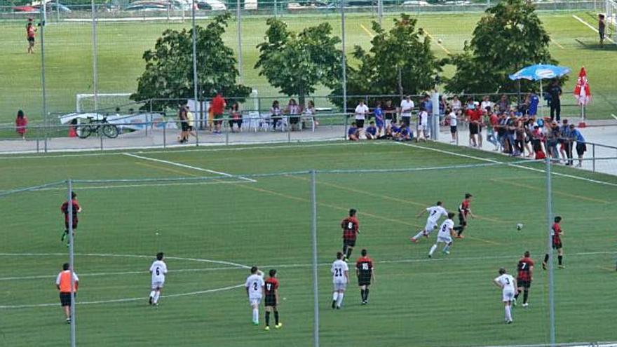 El fútbol base de Zamora no regresará antes de noviembre