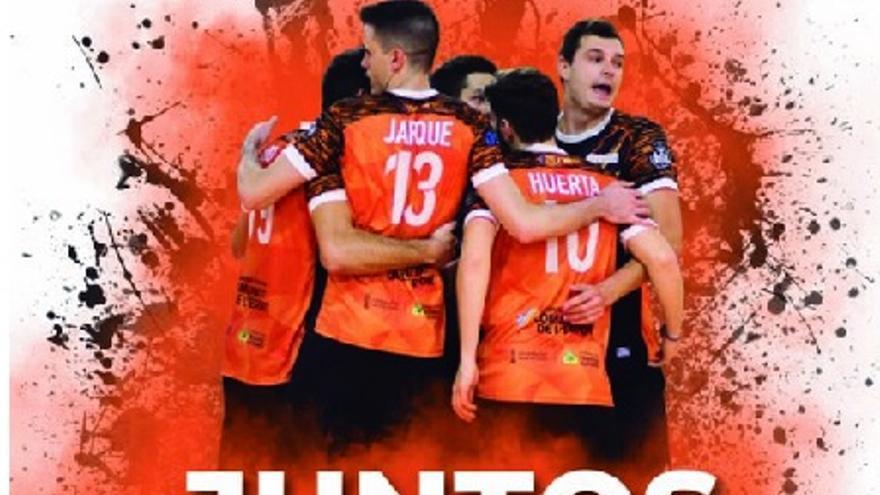 Fase de ascenso a Superliga Voleibol