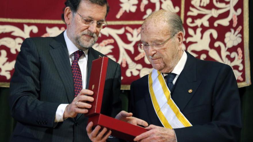 Fallece Fernández Albor
