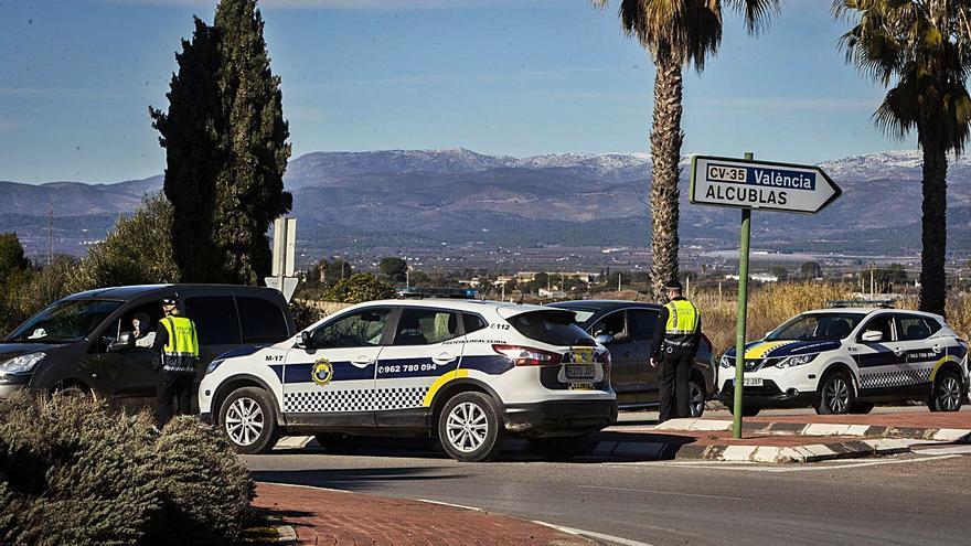La Policía de Llíria pide colaboración para detectar a los infractores