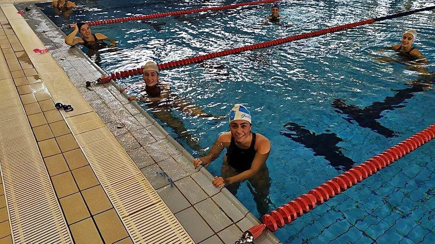 El waterpolo regresa al completo